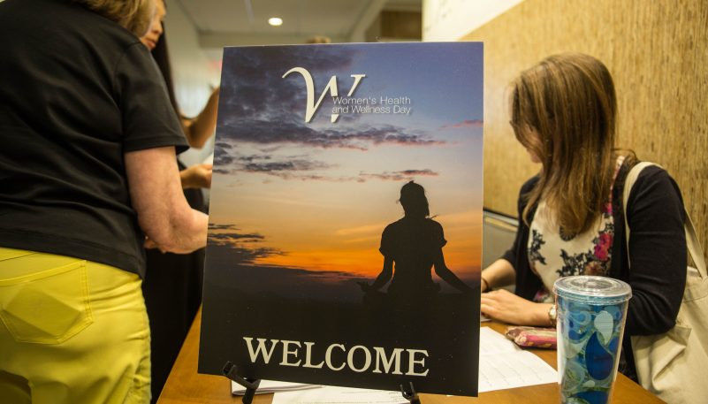 Second Annual Women's Health and Wellness Day