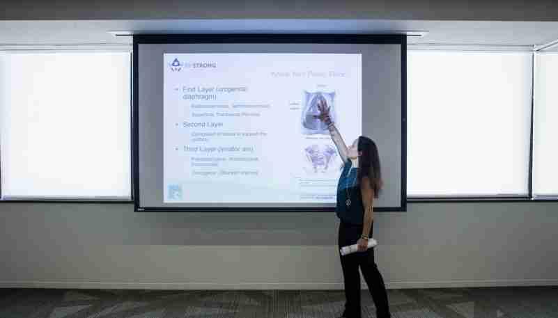 Jennifer Chu Presenting