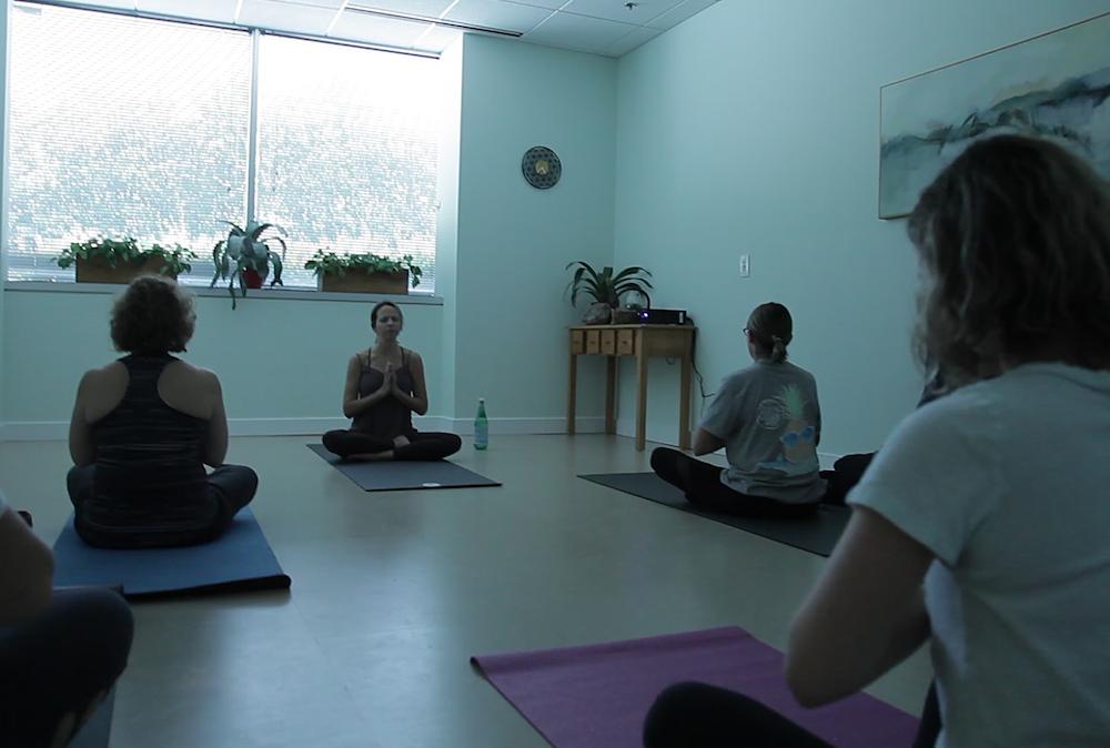 Women Meditation Session in Reston VA